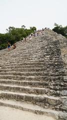 2017-12-07_12-27-02_ILCE-6500_DSC03031 (Miguel Discart (Photos Vrac)) Tags: 2017 24mm archaeological archaeologicalsite archeologiquemaya coba e1670mmf4zaoss focallength24mm focallengthin35mmformat24mm holiday ilce6500 iso100 maya mexico mexique sony sonyilce6500 sonyilce6500e1670mmf4zaoss travel vacances voyage yucatecmayaarchaeologicalsite yucateque