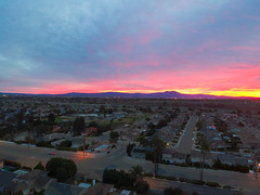 SunsriseNovember_HDR2Streetlamp (oc_man) Tags: california drone hdr saddlebackspark sunrise junelakeca unitedstates us