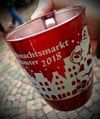 Glühwein / Kerstmarkt / Münster (rob4xs) Tags: münster kerstmarkt weihnachtsmarkt nrw duitsland deutschland germany glühwein muenster