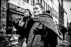 Images on the run... (Sean Bodin images) Tags: streetphotography streetlife seanbodin streetportrait copenhagen citylife candid city citypeople people photojournalism photography