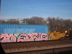 EERIE (Billy Danze.) Tags: freight graffiti eerie vrs erupto d30 a2m etc