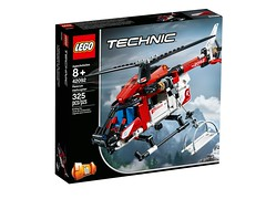 42092 Rescue Helicopter 1