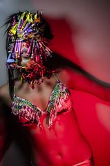 Crayshay Portrait Series 11 of 21 (Jef Harris) Tags: crayons mask portrait creativemakeup makeupartist beauty beautymua ottawacanada model nikond7000 submission mua fashion makeupupoftheday myartistcommunitycanada facepainting art
