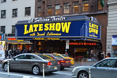 Home of the Late Show with David Letterman (afagen) Tags: newyork newyorkcity ny nyc manhattan broadway edsullivantheater theater marquee lateshowwithdavidletterman lateshow