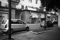 L1045720 (Daniele Pisani) Tags: lenzuola signa protesta smog traffico code file lastra nebbia fuomo fumo strada