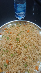 Business Lunch... (paulinuk99999 (lback to photography at last!)) Tags: paulinuk99999 india november 2018 hyderabad business lunch rice