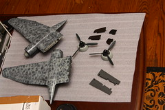 IMG_9252 (shawn.manny) Tags: revell 132 he219 uhu scale model