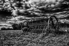 (L.Z photo) Tags: urbex landscape hdr dark noiretblanc blackandwhite bnw bw