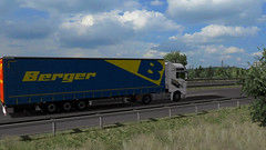 ets2_20190118_012045_00 (Kocaa_009) Tags: man mantruck mantga tga tga18480 truck trailer traffic tree road day autostrada roadway nature sky grass lines asphalt mega berger nis cityofnish mycity serbia