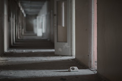 (jkatanowski) Tags: urbex urban exploration europe derelict decay sony a7m2 indoor interior hall architecture old closed lost lostplace forgotten ruined 85mm
