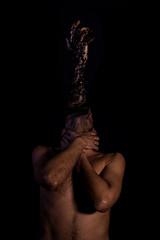 Black Hands (salvatore.vantaggiato) Tags: maninere blackhands salvatorevantaggiato saturazione sony surrealist surrealista men mani nere sfondo nero sfondonero uomo buio sogni dreams incubi nightmare