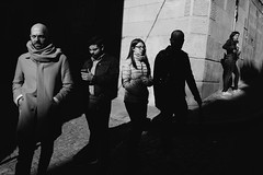 Madrid, October 2018 (Mattia Spinelli Photography) Tags: madrid spain spagna europe castilla blackwhite bnw blackandwhite bw street streetphotography streetislife streetphotographers streetphoto streets fujixstreet capturestreet captures capture fujifilm fujifilmxseries fuji fujixpassion xt10 city citylife enjoy everydaylife explore people calle persone travel photography lens lensculture light silhouette monochrome
