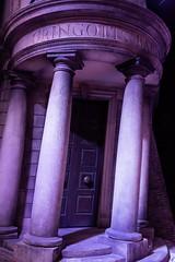 Gringotts Bank (Edd144) Tags: harry potter studio tour london philosophers stone chamber secrets prisoner azkaban goblet fire order phoenix half blood prince deathly hallows movies books film behind scenes magic wizard witch sorcerer