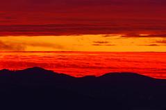 Sunset today (gmenut) Tags: sfbay sunset