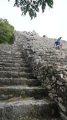2017-12-07_12-24-06_ILCE-6500_DSC03013 (Miguel Discart (Photos Vrac)) Tags: 2017 24mm archaeological archaeologicalsite archeologiquemaya coba e1670mmf4zaoss focallength24mm focallengthin35mmformat24mm holiday ilce6500 iso100 maya mexico mexique sony sonyilce6500 sonyilce6500e1670mmf4zaoss travel vacances voyage yucatecmayaarchaeologicalsite yucateque