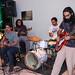 Banda 'Casa de Caba' animou os participantes no encerramento do Seminário Manejar