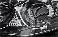Pentax Auto 110 (1978) (Black and White Fine Art) Tags: pentaxauto1101978 pentax11018mmf28 pentaxmini pentax 110format formato110 smallformat formatopequeño sanjuan oldsanjuan viejosanjuan bn bw reflejos reflections