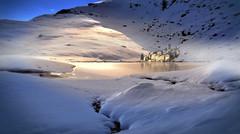 a pescar sogni (art & mountains) Tags: alpi alps panelatte lagoalpino trasfigurazione vision dream spirit neve shangrila giocare picture immaginazione creatività naif metafisica patafisica phscc comerovinareunafoto canna