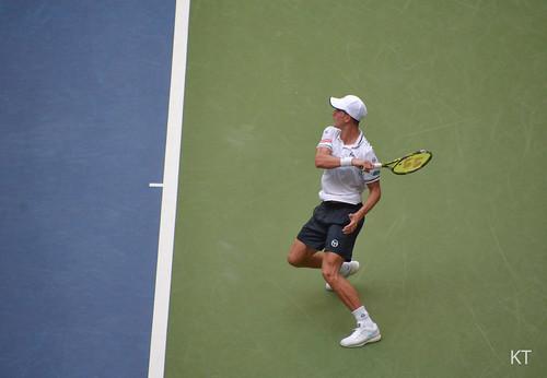 Novak Djokovic - Marton Fucsovics