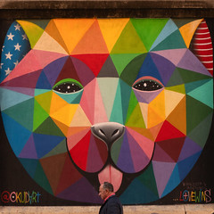 Slurp! (mariateresa toledo) Tags: murale mural streetart arteurbana colori colors madrid lavapiés okudart murostabacalera sonya7riii distagontfe1435 carlzeiss mariateresatoledo dsc06606
