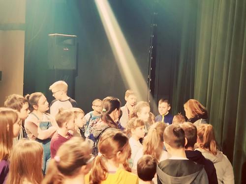 Świdnicki Ośrodek Kultury, sala teatralna