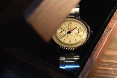 breitling_DSC_0654 (ducktail964) Tags: breitling chronograph chronomat taiwan 769 vintage antique