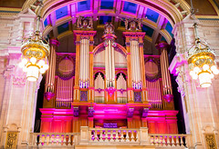 Pipe Organ at Kevingrove Art Gallery and Museum (Glasgow) (Pallav Budhkar) Tags: ifttt 500px uk 2017 80d canon eos80d scotland embellished intricate culture ceiling religious edifice concert hall worship arcade south west europe eu curvature glasgow kevingrove music museum canon80d