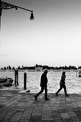 Fondamenta Nuove1 (GrandecapoEstiCazzi) Tags: fondamentanuove venice bw bianconero black white art streetart streetphotographywalkingfine italy venezia