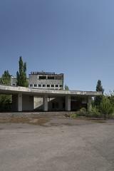 Hotel Polissia (www.vanishingnewengland.com) Tags: chernobyl pripyat ukraine cccp soviet union urbex abandoned explore adventure travel decay history nuclear