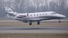 OE-GWS (Breitling Jet Team) Tags: oegws international jet management euroairport bsl mlh basel flughafen lfsb eap