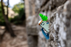 Surprise, it's the weekend! (Ballou34) Tags: 2018 7dmark2 7dmarkii 7d2 7dii afol ballou34 canon canon7dmarkii canon7dii eos eos7dmarkii eos7d2 eos7dii flickr lego legographer legography minifigures photography stuckinplastic toy toyphotography toys valflaunès hérault france fr stuck in plastic vitruvius ghost movie rock castle