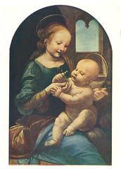 7) ЛЕОНАРДО ДА ВИНЧИ [Leonardo da Vinci] (1452-1519). Мадонна с цветком (Мадонна Бенуа) (eugenio127) Tags: леонардодавинчи leonardodavinci мадонна madonna иисусхристос ἰησουσχριστόσ jėzuskristus jesus gesù jēzuskristus итальянскаяживопись italianpainting hermitagemuseum renaissance итальянскоевозрождение ренессанс italianrenaissance rinascimentoitaliano эрмитаж muséedelermitage эрмітаж eremitage ermitaaž eremitaaši ermitažas valstsermitāža 埃尔米塔日博物馆 искусство menas māksla мастацтва изкуство فن kunst arte art 芸術 живопись жывапіс malerei painting pintura peinture pittura 絵画 кескіндеме tapyba glezniecība maalikunst malarstwo resim живопис καρτποστάλ képeslevelezőlap razglednica пощенскакартичка גלויה cartolinapostale tarjetapostal cartepostale postkaart 明信片 поштовалистівка паштоўка kartkapocztowa ansichtskarte открытка набороткрыток postcards atvirukai atvirukųkomplektas pastkarte pastkaršukomplekts филокартия