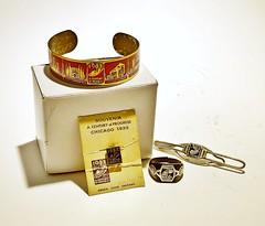 Chicago Worlds Fair '33 '34 (Ronald (Ron) Douglas Frazier) Tags: worldsfair chicago exposition expo 1933 souvenir collectibles antiques vintage