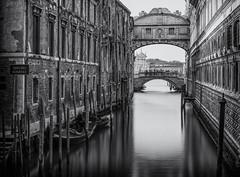 Venezia (V Photography and Art) Tags: canal venice venezia italy le longexposure clarity architecture buildings palazzo gondole