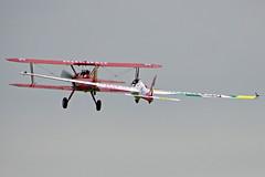 F-HDVD  G-IIFX  La Ferté-Alais 14-05-16 (Antonio Doblado) Tags: fhdvd 3163 stearman n2s1 pt17 giifx aviación aviation aircraft airplane lafertéalais laferté