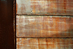 Wind and Rain (Doris Burfind) Tags: rust decay weathered metal shipyard portdover abandoned