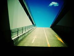 この場所 #3 (furisumeru) Tags: polaroid a550 toydigital toycamera snap