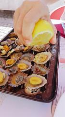 Limpets (Viv Lynch) Tags: saomiguel pontadelgada travel portugal europe eu azores azoresislands açores island archipelago food eating restaurant restauranteoalambique lagoa seafood