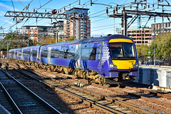 170461 - Leeds - 25/10/18. (TRphotography04) Tags: northern rail ex scotrail 170461 arrives leeds working 2c25 0911 york
