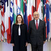 Official visit of María Fernanda Espinosa Garcés, President of the 73rd Session of the United Nations General Assembly