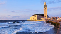 153526718 (transmundi) Tags: africa arab arabic architecture atlantic beach building casablanca church city coast culture design destination exterior famous grand hassan hassanii hassaniimosque horizontal ii islam islamic landmark light marble minaret moroccan morocco mosque muslim ocean oriental ornament ornamental outdoor religion religious sea shore sky sunset tower travel urban view warm wave worship