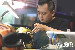 beetle_DSC6598 (ducktail964) Tags: custompaint taiwan beetle helmet