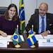 21/11/2018 - 4ª Reunião do Grupo de Alto Nível Brasil Suécia em Aeronáutica/GAN