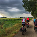 Cycling through Friesland