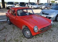 HONDA S800 Coupé - 1966 (SASSAchris) Tags: honda s800 coupé voiture japonaise 10000 tours castellet circuit ricard