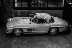 Mercedes SL Cabrio (wb.fotografie) Tags: mercedesbenz cabrio sportwagen