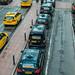 Stockholm, Sweden - Taxi Cabs