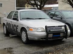 Oakdale Police Department (Evan Manley) Tags: oakdale policedepartment fordcrownvictoria policecar lawenforcement pennsylvania police pittsburgh