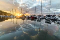 Anacortes, Cap Sante Marina Sunrise 5 (i8seattle) Tags: capsantemarina anacortes mterie