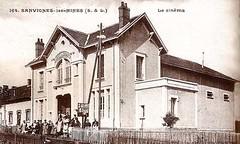 Les Essarts - Cinéma Vox - 1922